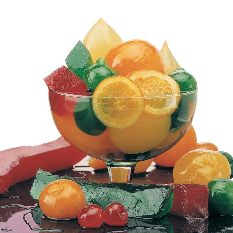 Fruites confitades